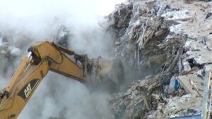 Iqaluit dump fire