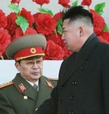 North Korea Kim Uncle