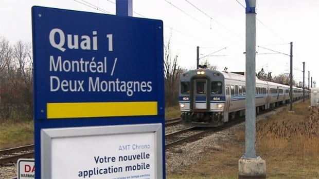 People who ride AMT commuter trains after parking their cars at the station may be facing new monthly fees.