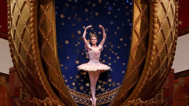 Heather Ogden as the Sugar Plum Fairy in The Nutcracker