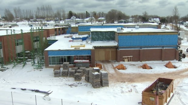 Government had originally promised a brand-new K-12 school for Souris, but scaled those plans back saying they were too expensive. A new elementary school and a renovated Souris High are supposed to be ready for September 2014.
