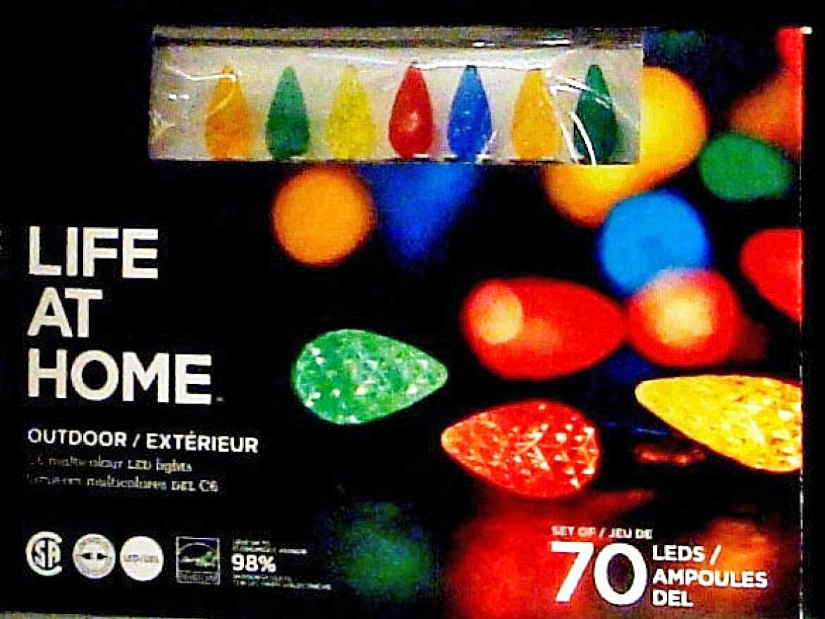 Loblaws Recalls Outdoor Led Christmas Lights Sold Across Canada