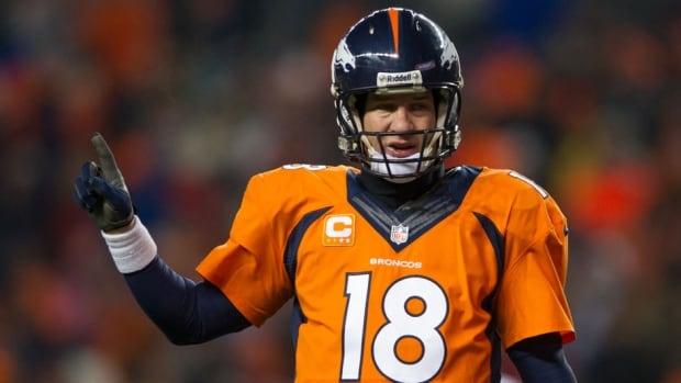 Denver Broncos quarterback Peyton Manning has thrown 47 touchdown passes, three shy of Tom Brady's NFL season record.