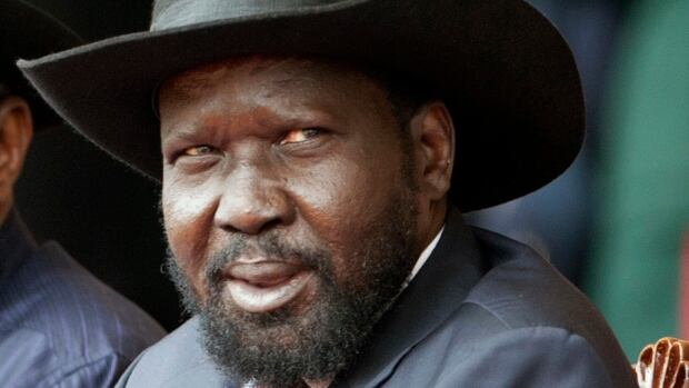 South Sudan President Salva Kiir reportedly ordered a dawn-to-dusk curfew after sporadic gunfire rang out early Monday in the South Sudan capital, Juba, in what a senior military official said were clashes between factions of the country's military.