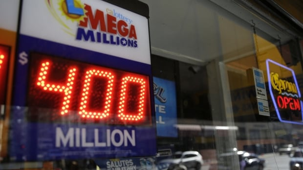The Mega Millions jackpot in the U.S., now worth $586 million, is up for grabs on Tuesday and Canadians are welcome to test their luck south of the border in 45 jurisdictions where the lottery is offered.