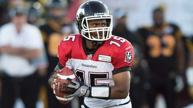 Quarterback Kevin Glenn will no longer be in a Calgary Stampeders uniform.