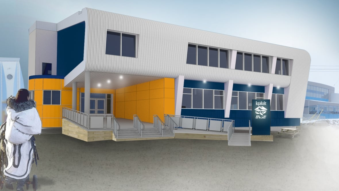 Kudlik construction wins iqaluit s 30m pool contract for Pool design kitchener