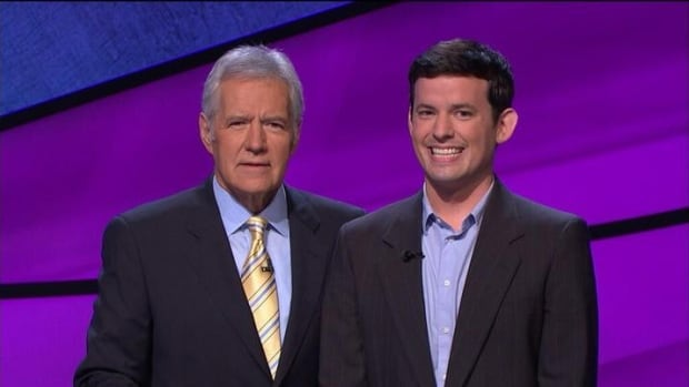 Matthew Church poses with fellow Canadian (and Jeopardy host) Alex Trebek. Matthew Church was the youngest person to be nominated for Citizen of the Year in Prince George. Now, at age 26, he's the first person from the city to be on Jeopardy!