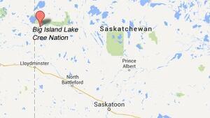 Big Island Lake Cree Nation SASK