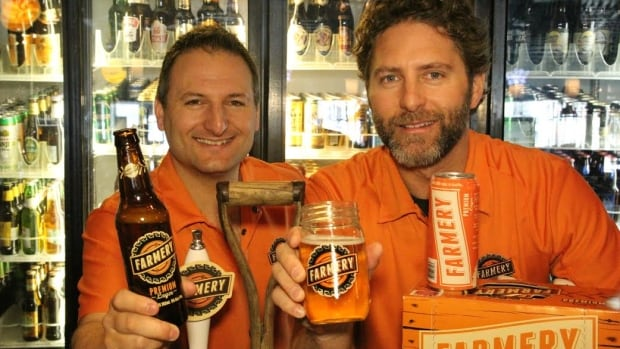 Brothers Chris and Lawrence Warwaruk launched Farmery, Canada's first estate brewery, in 2012.