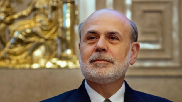 Federal Reserve chairman Ben Bernanke has tapered the U.S. bond-buying program in his final month as chair of the U.S. central bank.