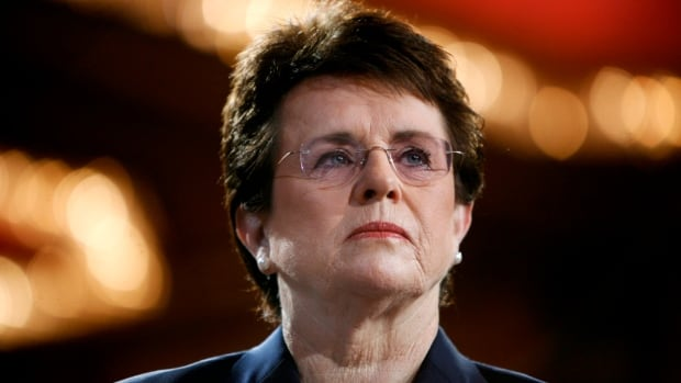 Tennis icon Billie Jean King, shown in 2007, will be part of the presidential delegation to the Sochi Olympics, s move announced Wednesday that move is being seen as a snub to Russia and its laws.