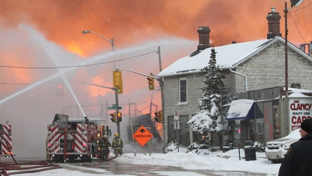 The fire at a housing complex under construction at 663 Princess St. in Kingston on Dec. 17, 2013 prompted concern about wood frame structures.
