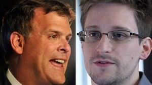 John Baird vs Edward Snowden