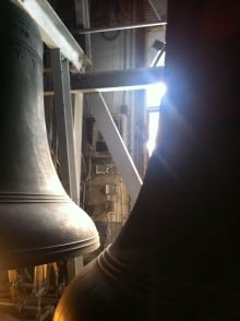 Peace Tower bells