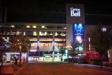 Bell Centre subdued