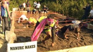 Mud Immortal adventure race Butter Pot park CBC