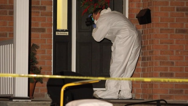 Statistics Canada says the 2012 homicide rate was 1.56 victims for every 100,000 population, down 10 per cent from 2011 and the lowest in four decades.