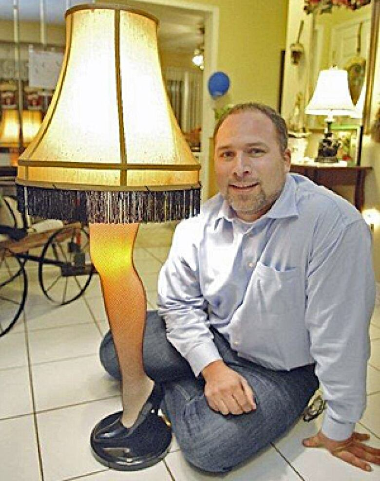 anything related to a leg lamp one of the iconic images of a christmas story sells well for tyler schwartz a superfan of the movie who also owns the - When Was Christmas Story Made
