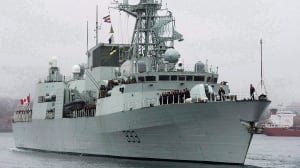Canada extends maritime security mission in Middle East to 2021