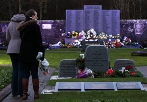 Britain Lockerbie 25th Anniversary