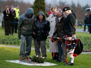 Family of Patricia Ann Klein - Lockerbie memorial