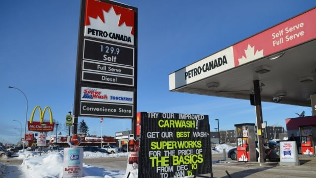 Gas stations across Thunder Bay had to deal with a fuel shortage this weekend.