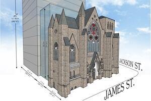 James St. Baptist concept