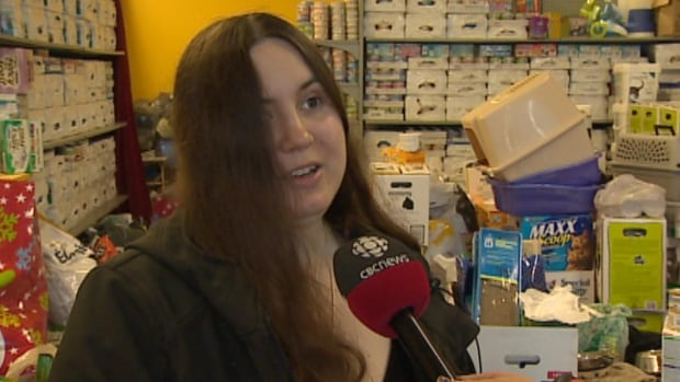 Jessica Rendell, founder of Heavenly Creatures, says people in St. John's pulled through amazingly when the group was in need last week.