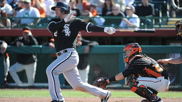 The Blue Jays claimed Brent Morel off waivers the White Sox on Monday.  A third-round selection by Chicago in 2008, he hit .200 in 12 games last season.