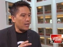 Social entrepreneur Bruce Poon Tip is defending Birdie by Tracey Lindberg in Canada Reads 2016. He is the author of Looptail and Do Big Small Things.