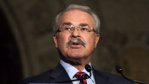 Agriculture Minister Gerry Ritz threatened the US with sanctions and a case before the World Trade Organization if the Americans proceed with country-of-origin meat-labelling rules.