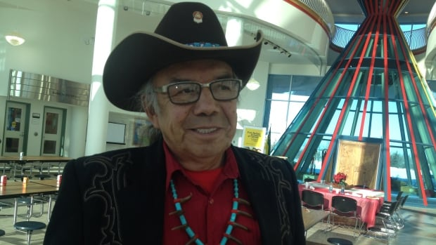 Elder Mike Pinay of Saskatchewan's Peepeekisis First Nation shares his Christmas memories.