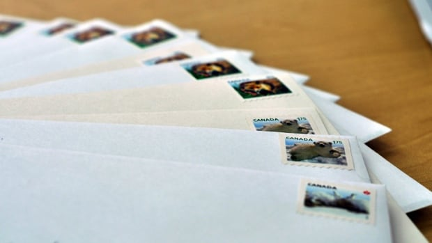 Police are reminding the public to register and insure all valuable mail.