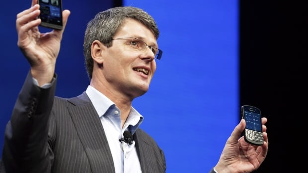 The ongoing changes at BlackBerry, including the departure of former CEO Thorsten Heins, was our choice for the number one story in Waterloo Region of 2013.