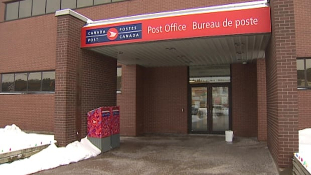The union representative at the Kenmount Road Canada Post outlet says the corporation wasn't prepared for this holiday season.