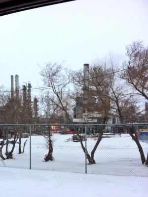 refinery after