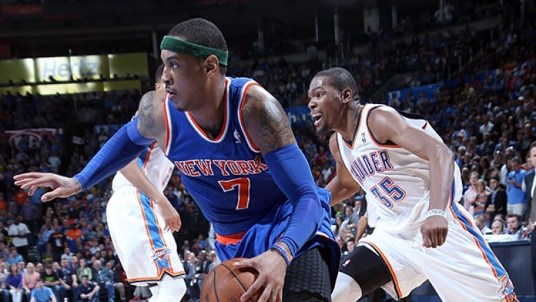 669def049 Thunder look to halt Christmas Day skid against Knicks