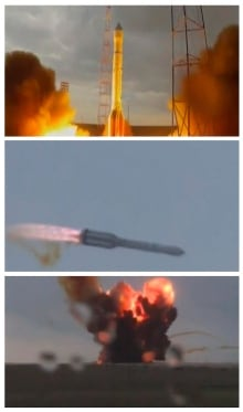 RUSSIA-SPACE-proton-rocket