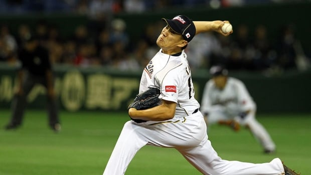 Teams will have 30 days to negotiate a deal with Masahiro Tanaka.  The Japanese right-hander went 24-0 with a 1.27 ERA last season for Japan Series champion Rakuten.