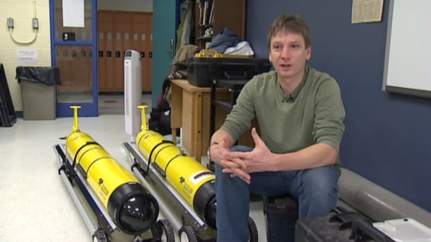 Ralf Bachmayer with Memorial University's engineering department says they have received tips from the public, but none have led to the missing underwater robot.