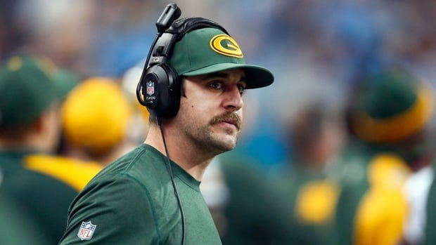 Aaron Rodgers returns from the sideline Sunday in a bid to lead the Packers to the NFC North title.