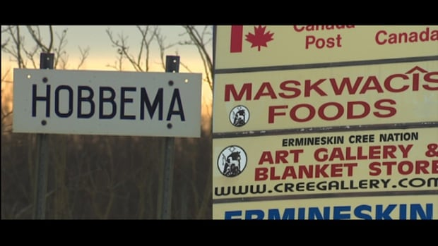 """The Samson Cree First Nation says Hobbema will change its name """"Maskwacis"""" - Cree for """"Bear Hill"""" - on January 1st."""