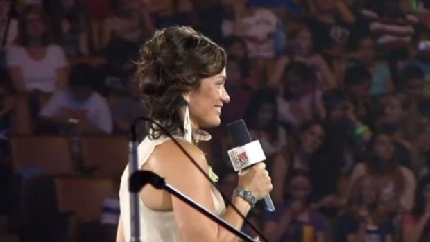 8th Fire introduced us to Mohawk Olympian and role-model Waneek Horn-Miller, who joined forces with Save the Children and appears at their We Day initiative in Toronto.