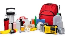Emergency preparedness survival guide