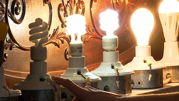 Incandescent bulbs won't be seen on many store shelves after a ban on inefficient light bulbs goes into effect on Jan. 1, 2014.
