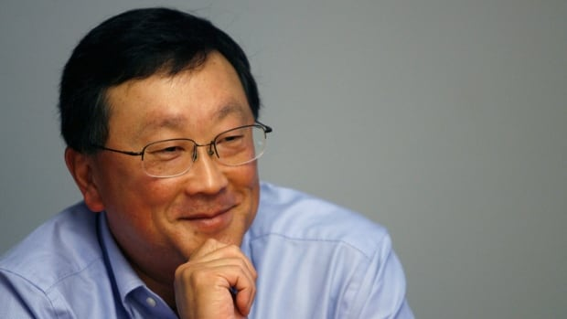 BlackyBerry CEO John Chen aims to rebuild the BlackBerry brand by going after the business customers who helped make the company a powerhouse in the smartphone industry.