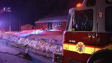 Silverwood Road fire
