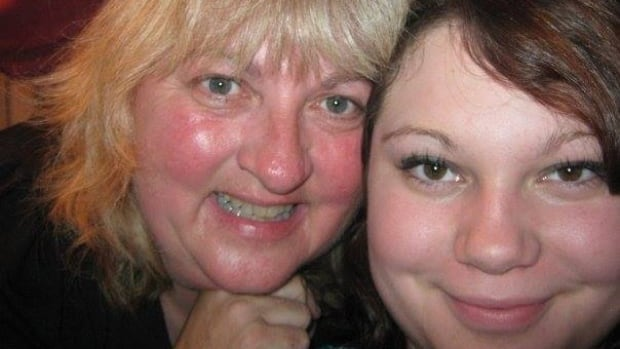 The victims of the homicide are Elizabeth MacPherson, 54, and Brittany MacPherson, 24.