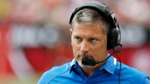 Detroit Lions head coach Jim Schwartz was 29-51 over five seasons. (AP Photo/Ross D. Franklin)
